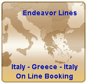 Endeavor Lines - BOOK ON LINE  Get your confirmation NOW !