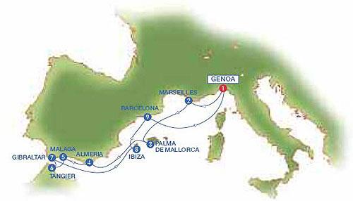 7 days Mediterranean Cruise to Italy, France, Spain and ... Italy Map Of Malaga on marseille italy, london italy, valencia italy, granada italy, ibiza italy, messina italy, vienna italy, geneva italy, mantua italy, athens italy, cologne italy, cartagena italy, seville italy, barcelona italy,