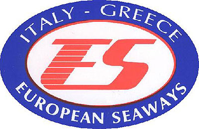 European Seaways. Departures from Brindisi to Corfu, Igoumenitsa, Zakynthos (Zante) or v.v.