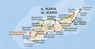 Ikaria ferries schedules connections availability prices Ikaria