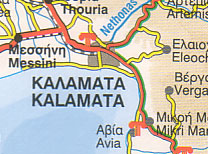 Kalamata ferries schedules connections availability prices to