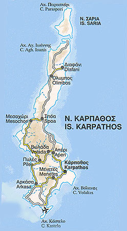 Click here for Karpathos Ferries Timetables!!.