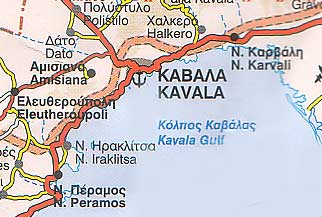 Kavala ferries schedules connections availability prices to