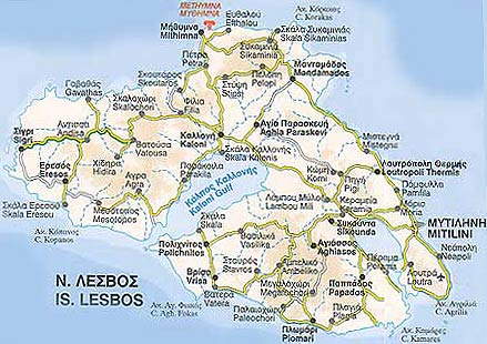 Lesvos ferries schedules connections availability prices to