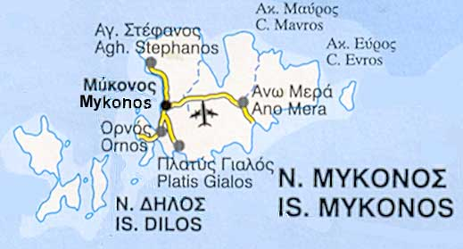 Mykonos ferries schedules, connections, availability, prices to ...