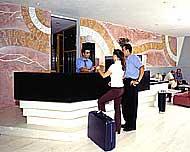 Kriti Hotel, Reseption