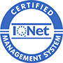 QNET >>> THE INTERNATIONAL CERTIFICATION NETWORK  >>>  DIN EN ISO 9001 : 2008  >> Registration Number: DE � 414285 QM