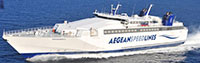 AegeanSpeedLines >> Ferries.gr  Main Page