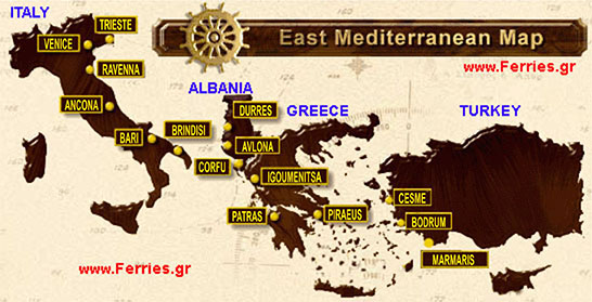 Ferries.gr - Ferry tickets online to all destinations