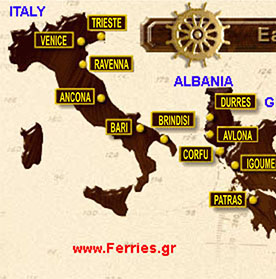 For all international lines >>> From/to :  Italy, Greece, Turkey, Albania <<< Click here to continue !