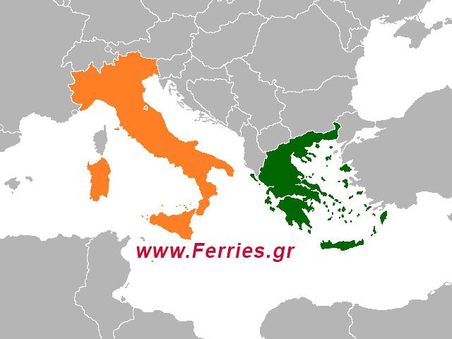 ll'Italia per la Grecia