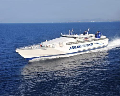 HSC Speedrunner III -Aegean Speed Lines