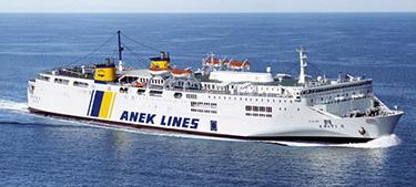 F/B Kriti II -Anek Lines