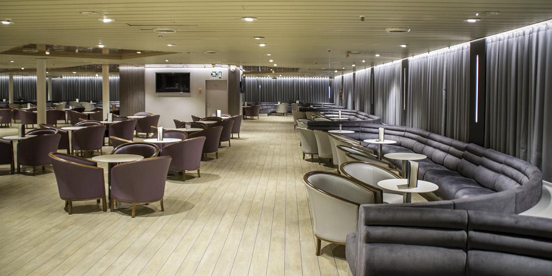F/B El. Venizelos Lounge