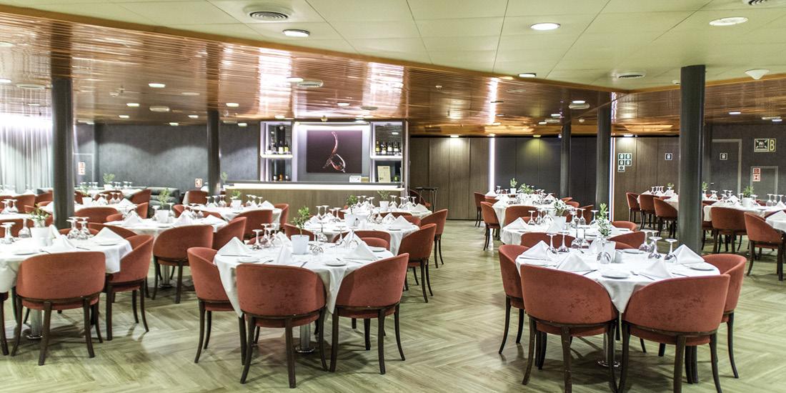 F/B El. Venizelos Restaurant  a la carte