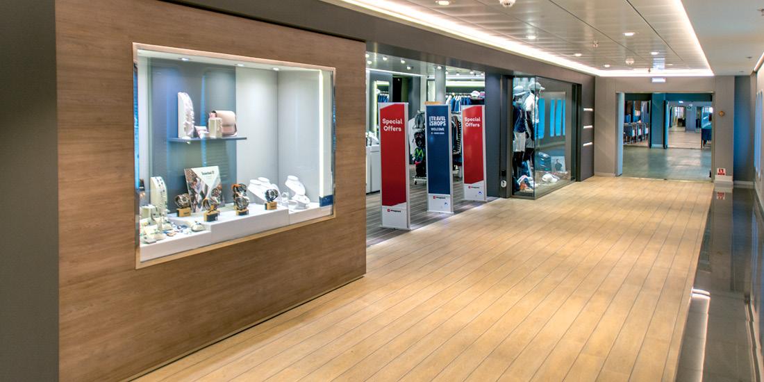 F/B El. Venizelos Shop