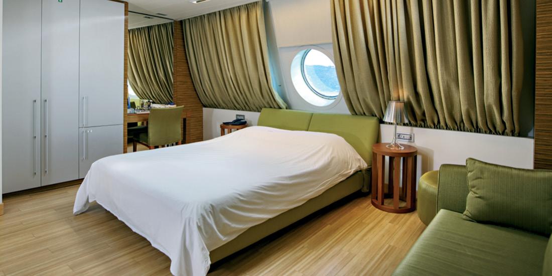 F/B Elyros Lux cabin