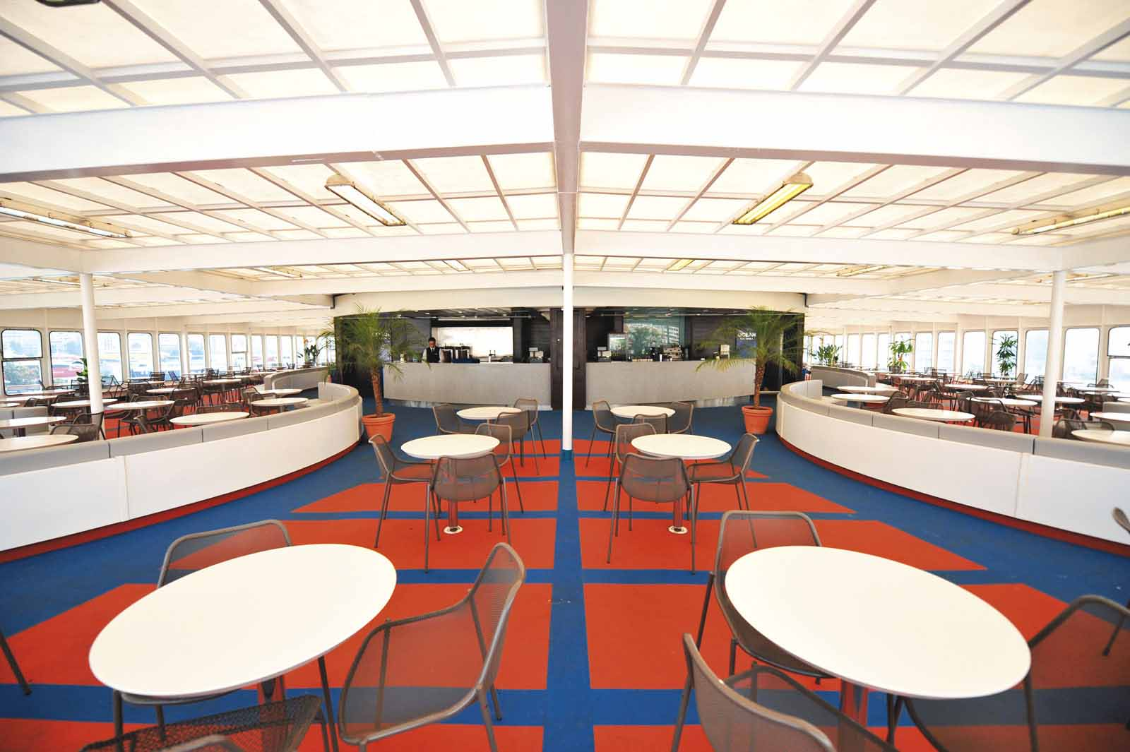 F/B Elyros Bar Open Deck