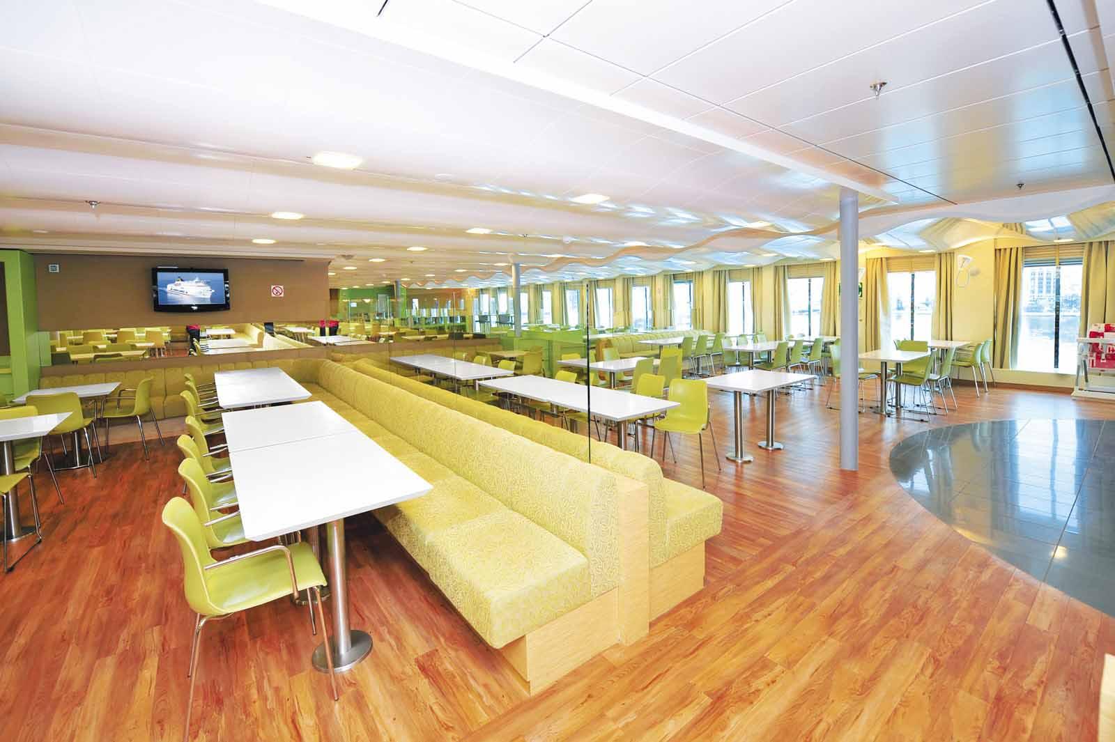 F/B Elyros Restaurant  self service