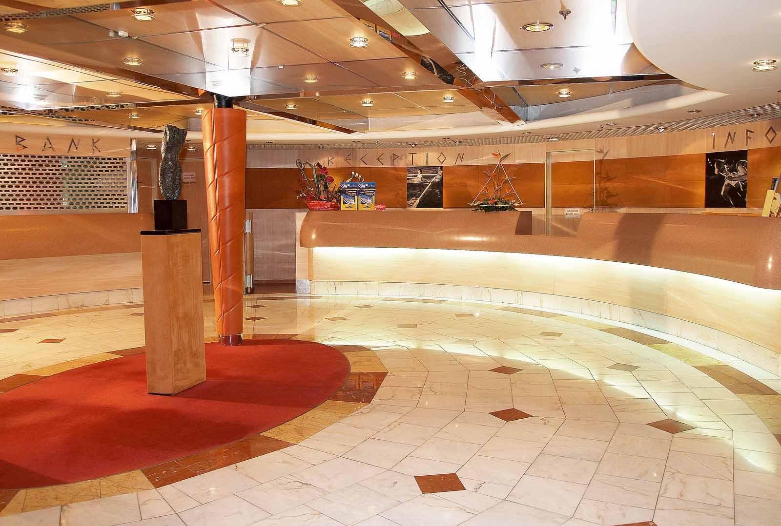 H/S/F Hellenic Spirit Reception - Bank