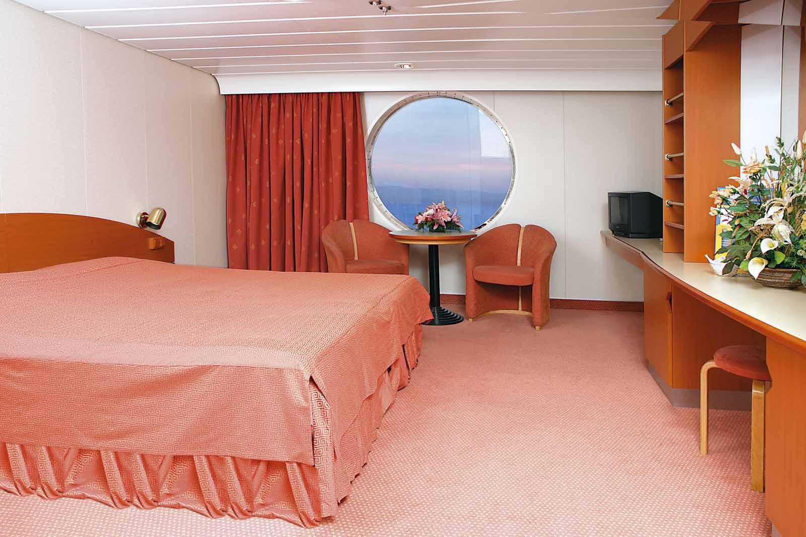 H/S/F Hellenic Spirit Lux cabin