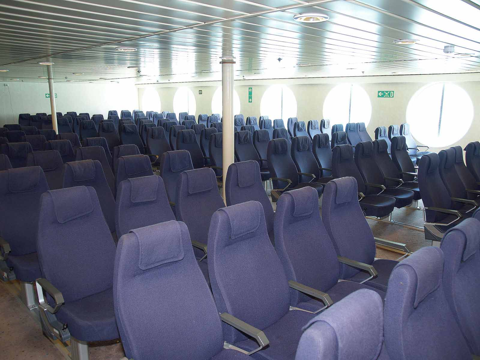H/S/F Hellenic Spirit Air Type Seats