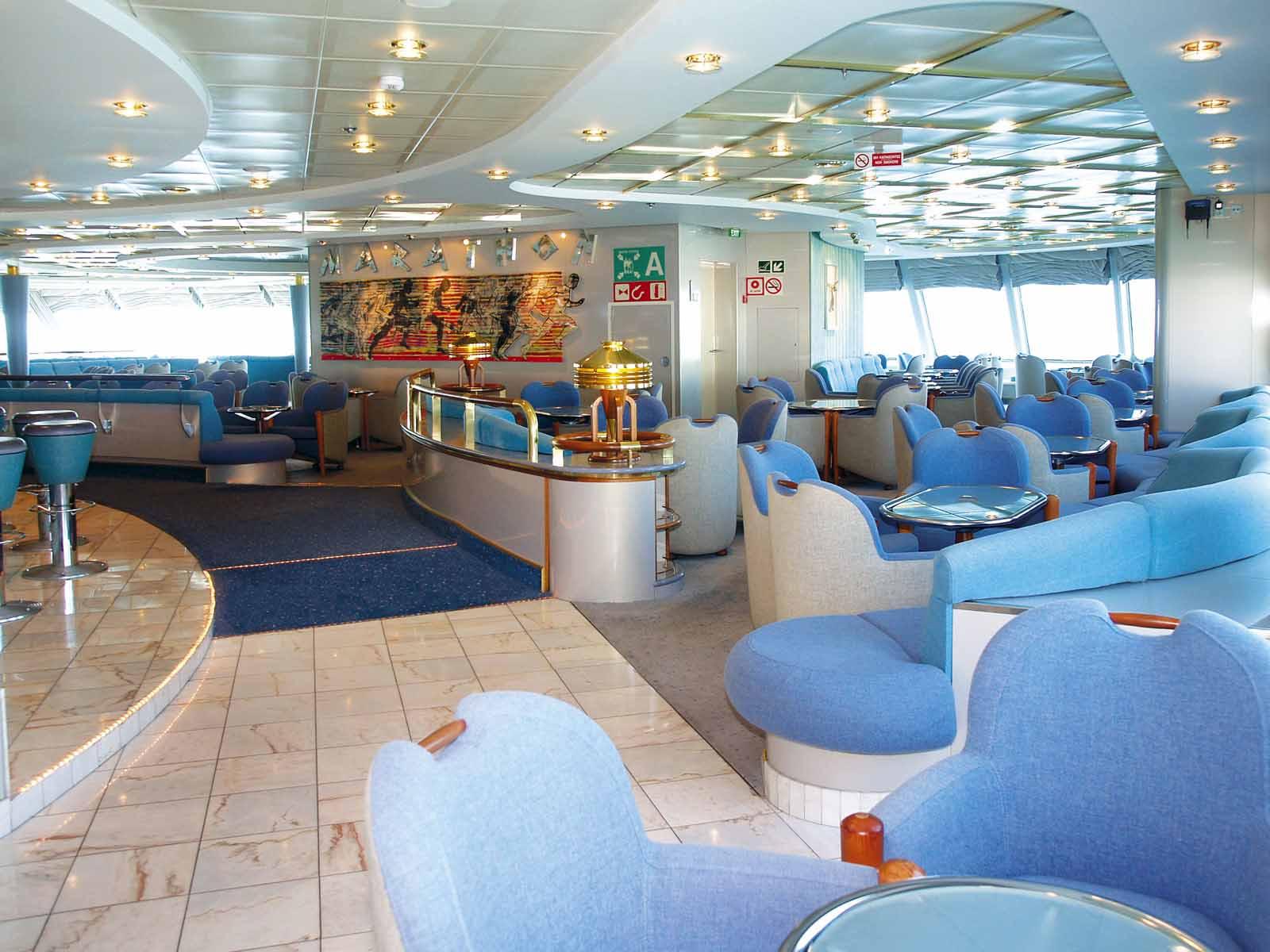 H/S/F Hellenic Spirit Lounge