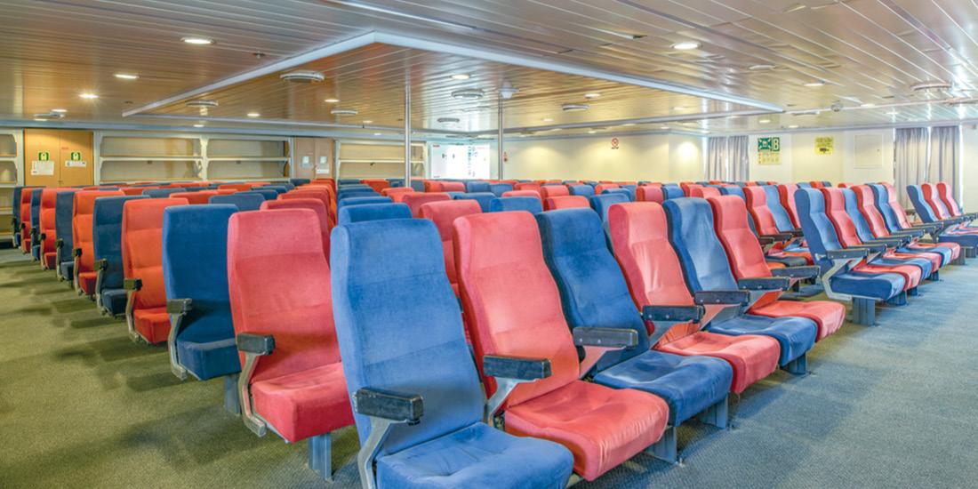 F/B Kriti II Air Type Seats