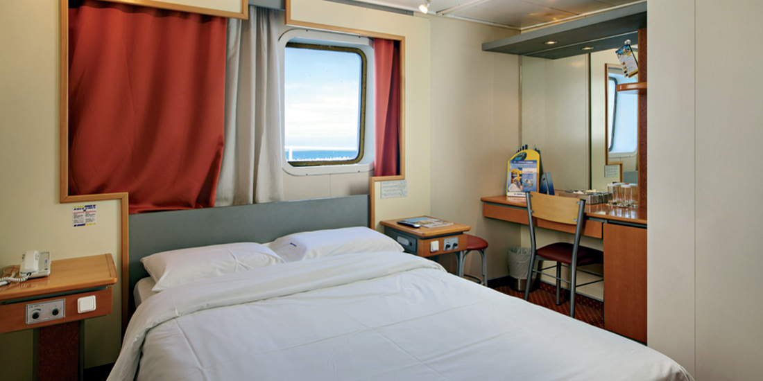 F/B Kriti II Lux cabin