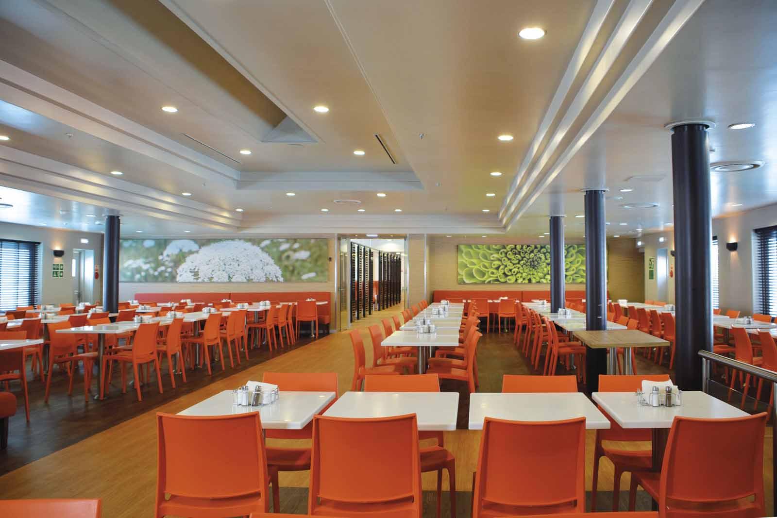 F/B Kydon Restaurant self service