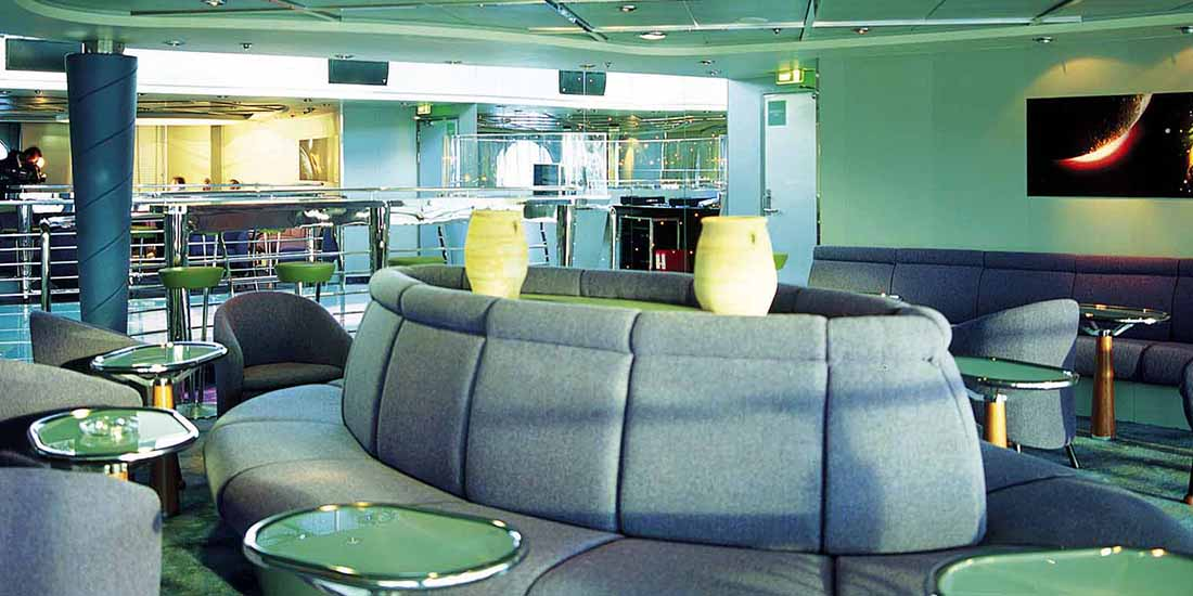 H/S/F Olympic Champion Lounge