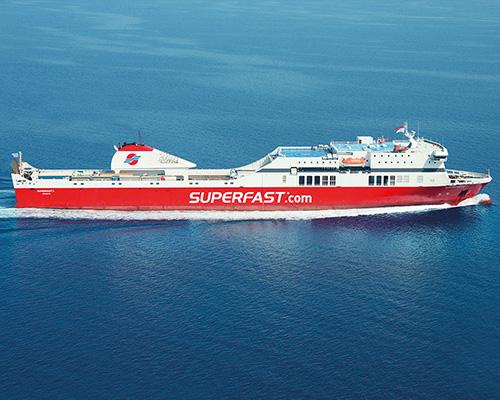 F/B Superfast II -Anek-Superfast