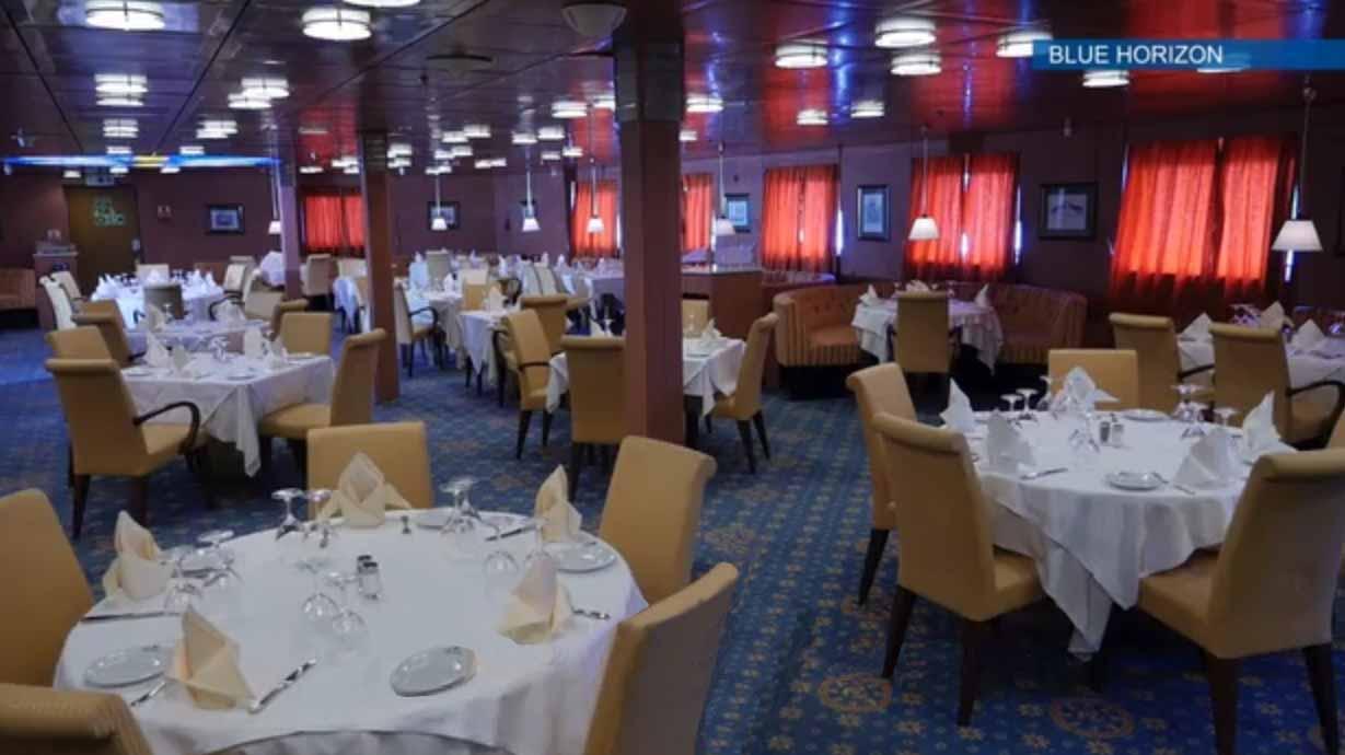 F/B Blue Horizon Restaurant a la carte