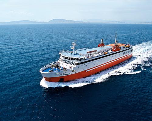 F/B Adamantios Korais -Zante Ferries