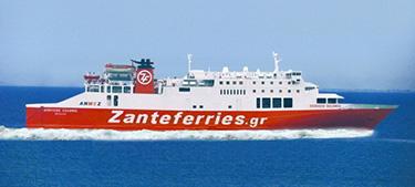 F/B Dionisios Solomos -Zante Ferries