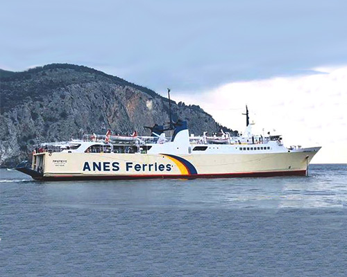 F/B Proteus -Anes Ferries