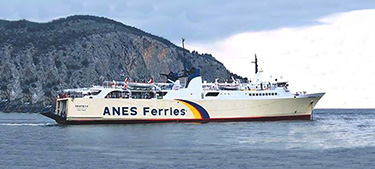 F/B Proteus -Anes Ferries