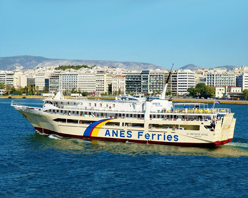 F/B Ag. Nektarios -Anes Ferries