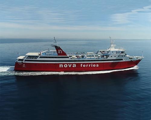F/B Phivos -Saronic Ferries