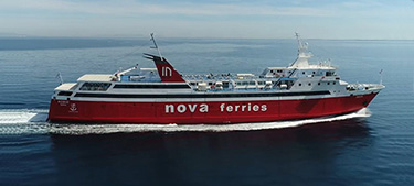 F/B Phivos -Saronic Ferries