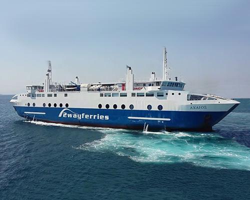 F/B Achaeos -Saronic Ferries
