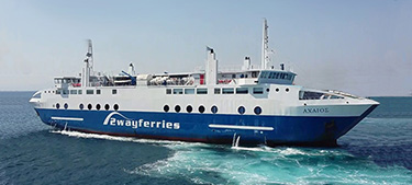 F/B Achaeos -Saronic Ferries