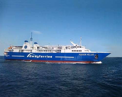 F/B Posidon Hellas -Saronic Ferries