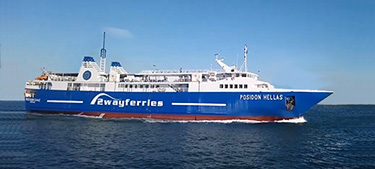 F/B Posidon Hellas -Saronic Ferries