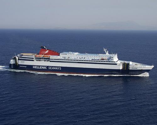 F/B Ariadne -Hellenic Seaways