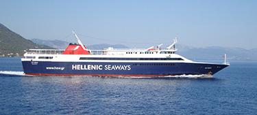 F/B Artemis -Hellenic Seaways