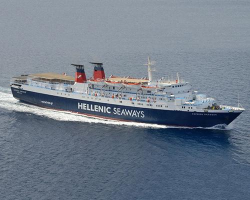 F/B Express Pegasus -Hellenic Seaways