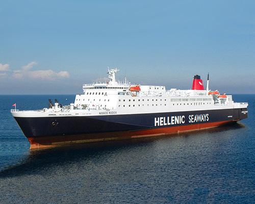 F/B Nissos Rodos -Hellenic Seaways