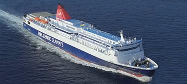 F/B Nissos Samos -Hellenic Seaways