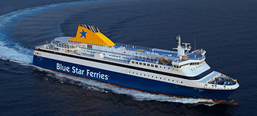 F/B Blue Star Myconos -Hellenic Seaways